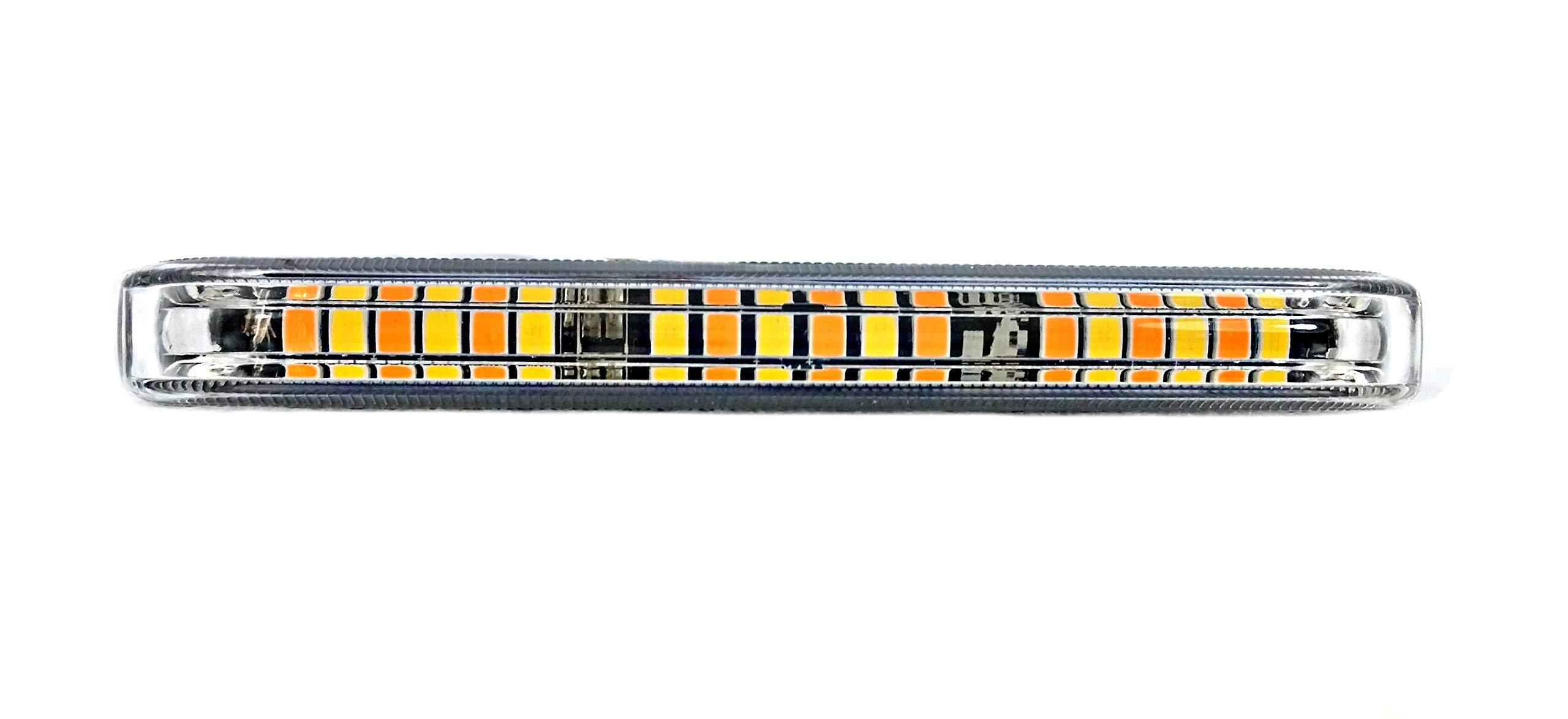 Kaper II L16-0260-AW CLASS 1 WARNING LIGHT HEAD
