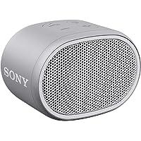 Sony SRS-XB01 Speaker Compatto, Portatile e Resistente all'Acqua con Extra Bass, Bianco