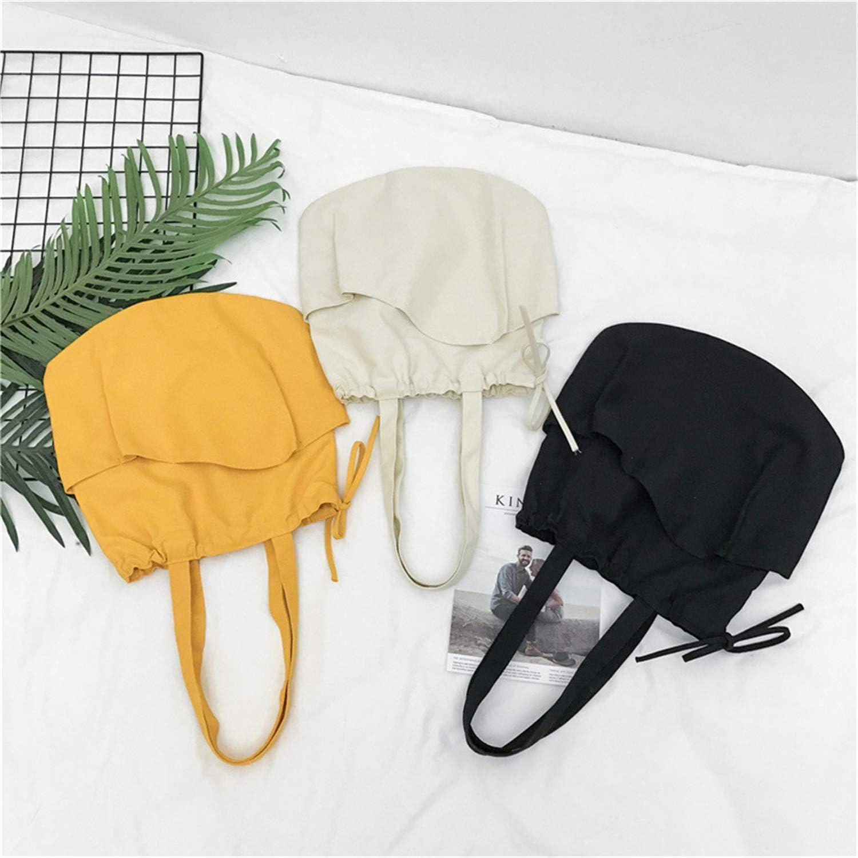 43/×2/×43cm Road/&Cool Shoulder Bags Handbag Simple Large Capacity Ladies Fabric Multi-Pocket Tote Bag Canvas School Bag Leisure Travel Hobo Green Shopping Tote Bag