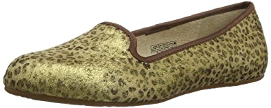 c17f4d9791d Amazon.com | UGG Women's Alloway Metallic Leopard Calf Hair Leopard ...