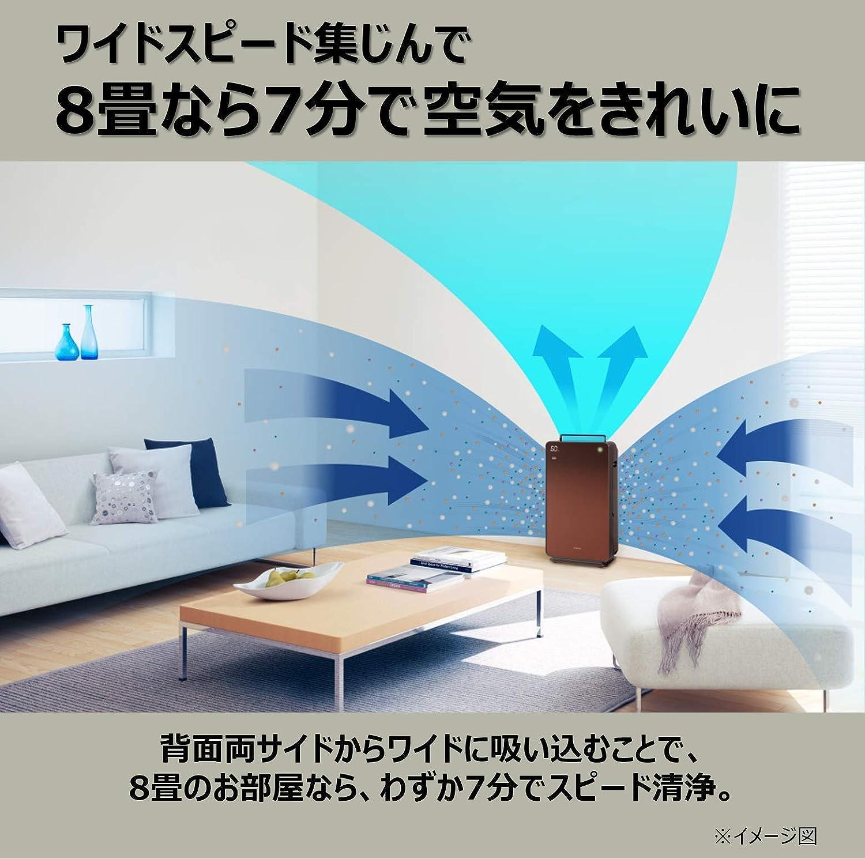 加湿空気清浄機 適用床面積