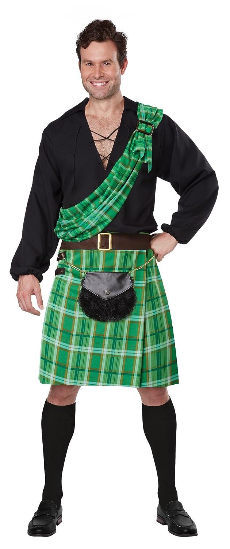 Disfraz de escocés hombre - XL: Amazon.es: Juguetes y juegos