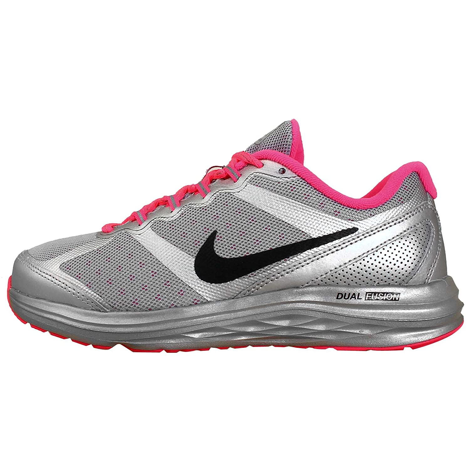 Nike Dual Fusion Run 3 Flash women's running shoes (black)
