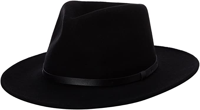 28788be05479b9 Amazon.com: Henschel Outback Water Repellent Wool Felt Hat with Leather  Band 3