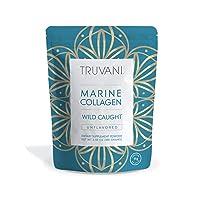 TRUVANI - Wild Caught Hydrolyzed Marine Collagen Protein Powder | Collagen Protein...