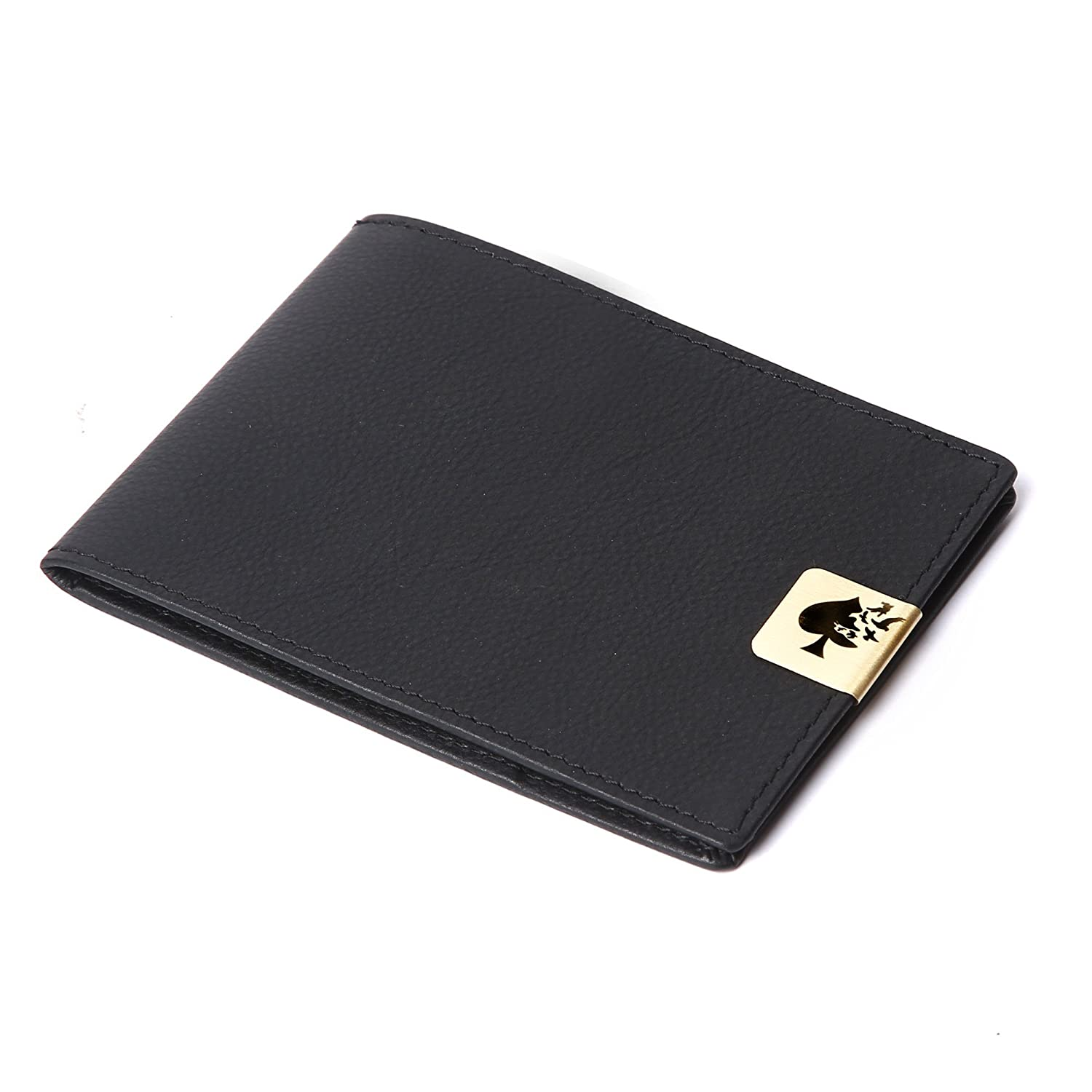 Ultra Slim Money Clip Wallet-Stylish