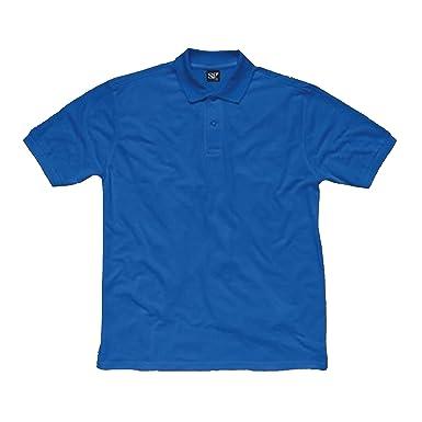 SG Polo pique de manga corta 100% algodón Modelo Ring-Spun Hombre ...