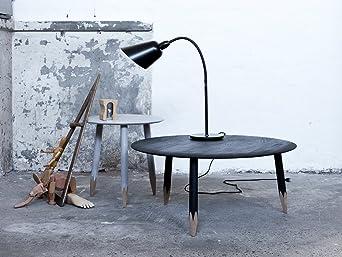 caf60cb0d65 DecoMust BELLEVUE AJ3 BLACK TABLE LAMP DANISH SCANDINAVIAN MID CENTURY - -  Amazon.com