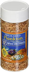 San Francisco Bay Brand ASF71205 Freeze Dried Plankton for Fresh and Saltwater Fish, 14gm