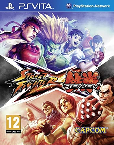 Street Fighter X Tekken [Importación francesa]: Amazon.es: Videojuegos