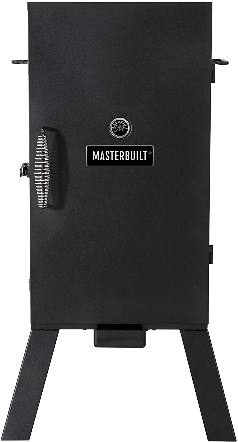 Masterbuilt MB20070210 Analog Electric Smoker with 3 Smoking Racks review