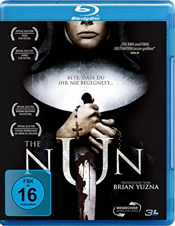 The Nun 2018 BluRay 720p 600MB ( Hindi – English ) ESubs MKV