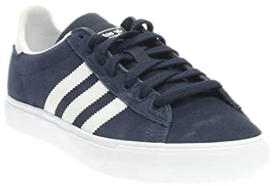 Adidas Men s Campus Vulc II Adv Conavy Ftwwht Ftwwht Skate Shoe 7 Mens US 72463eb0b