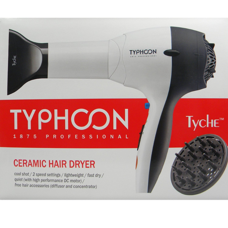 Tyche Ceramic Hair Dryer Typhoon 1875