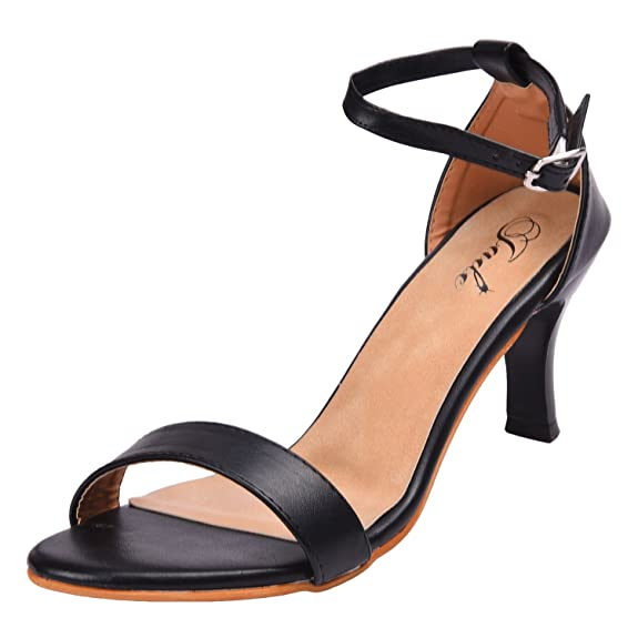 Jade Women's synthetic Heels Fashion Sandals at amazon