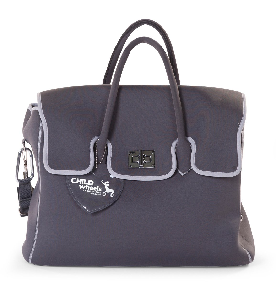 Childwheels CWNNBDG Neoprene Wickeltasche - dark grey