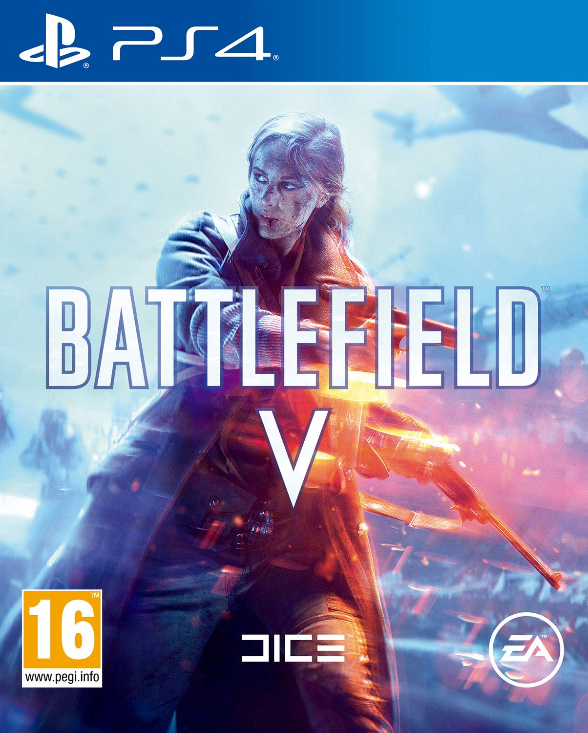 Battlefield 5 Playstation 4 Amazon Es Videojuegos