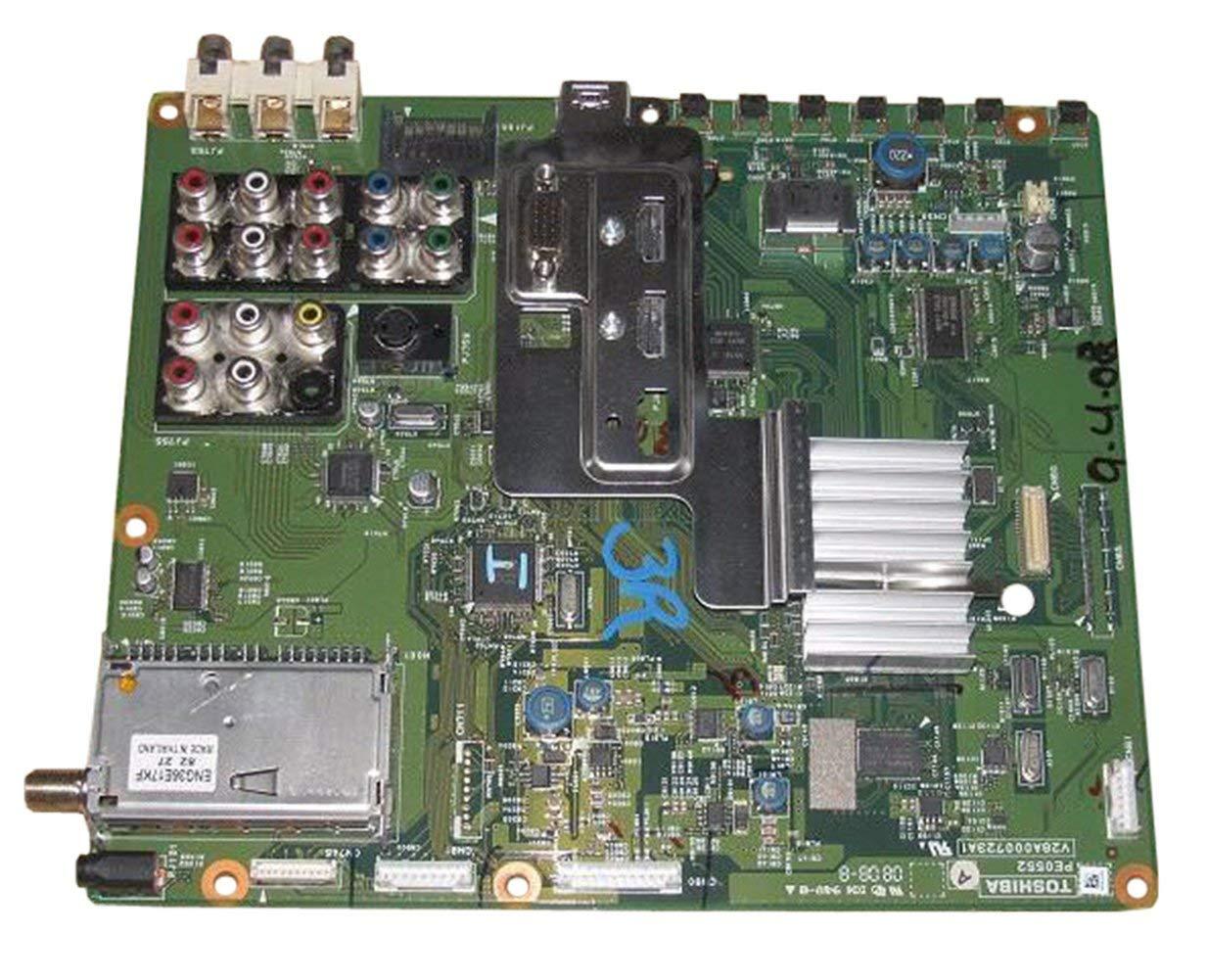 Amazon com: Toshiba 75012470 MAIN PRINTED CIRCUIT BOARD (PCB