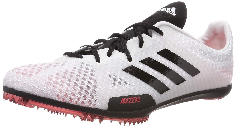 Blanc (Ftwr blanc Core noir Shock rouge Ftwr blanc Core noir Shock rouge) 37 1 3 EU adidas Adizero Ambition 4 W, Chaussures d'Athlétisme Femme