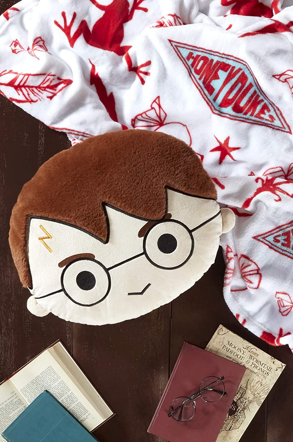Primark Home Harry Potter - Cojín con Cabeza de Harry