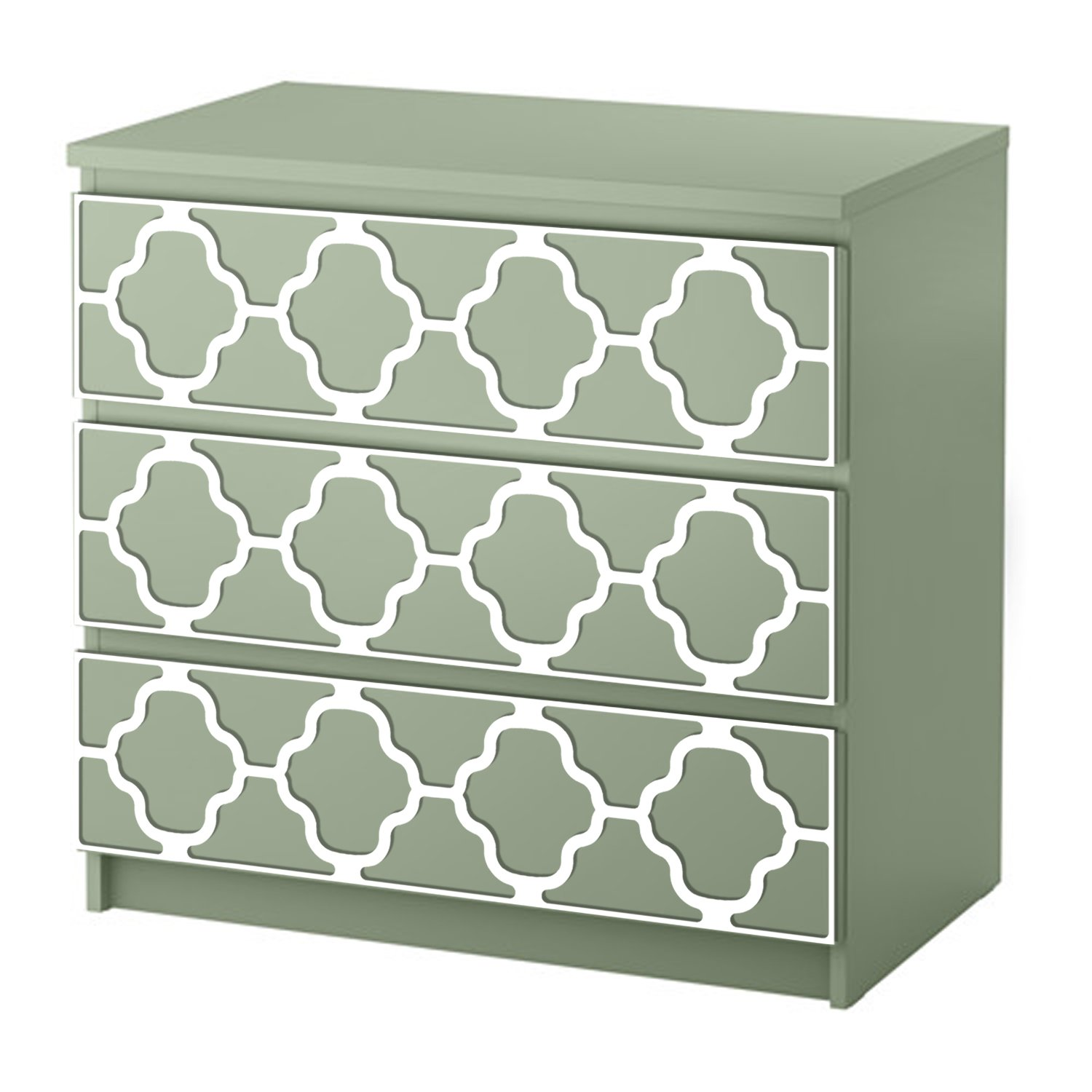 100 Malm Overlays Fretwork Diy Overlays Furniture Appliques Makeover Lux Overlay Panels