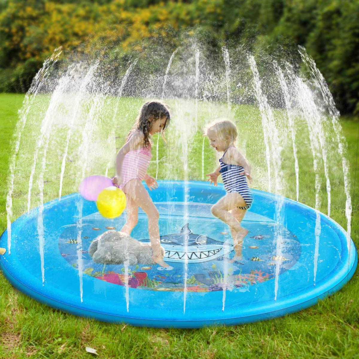 Dillitop Sprinklers for Kids