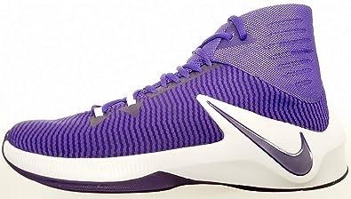 88b1703063fd9 Amazon.com | Nike Men's Zoom Clear Out TB Basketball Shoes Purple ...
