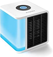 Evapolar evaLIGHT Personal Evaporative Air Cooler and Humidifier/Cleaner, Portable Air Conditioner