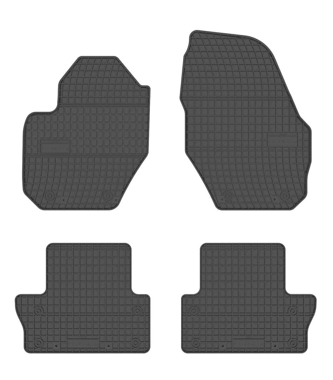 Gummimatten Gummi Fußmatten für Volvo S60 2 II 2010-2018 Original Qualität