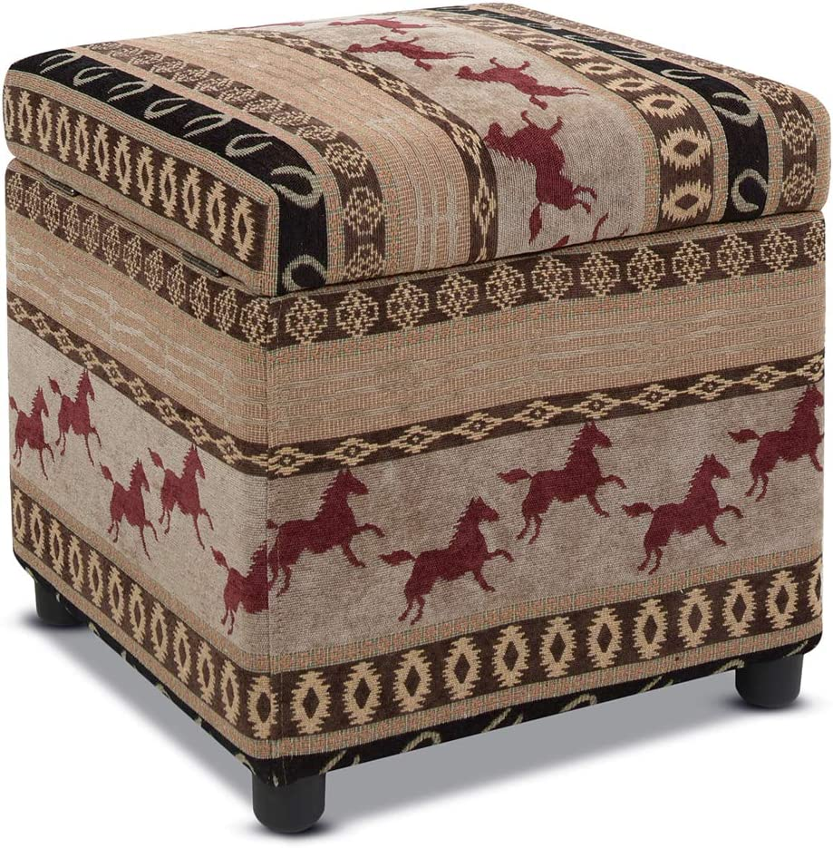 Jennifer Taylor Home Jacob Storage Ottoman