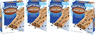 product image for Tastykake Chocolate Chip Cookie Bars, 4 Boxes
