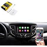 ViFun Wireless Carplay Dongle Upgrade for Android Version Car Navigation Stereo Head Unit Support ios13 Split Screen…