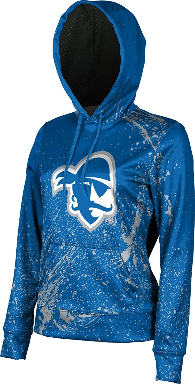 School Spirit Sweatshirt ProSphere Seton Hall University Girls Pullover Hoodie Splatter