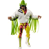 WWE Ultimate Edition Wave 8 Macho Man Randy Savage Action Figure 6 in with Interchangeable Entrance JacketLanternExtra…