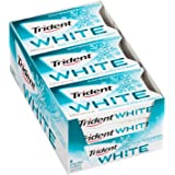 Trident Gum, Sugar Free, Wintergreen, Dual Tear Pack, 16 ct (Pack of 9)