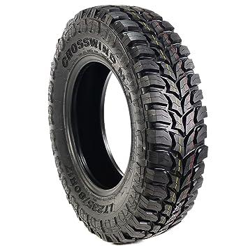 Amazon.com: Crosswind M/T Neumático de barro – LT235/80R17 ...