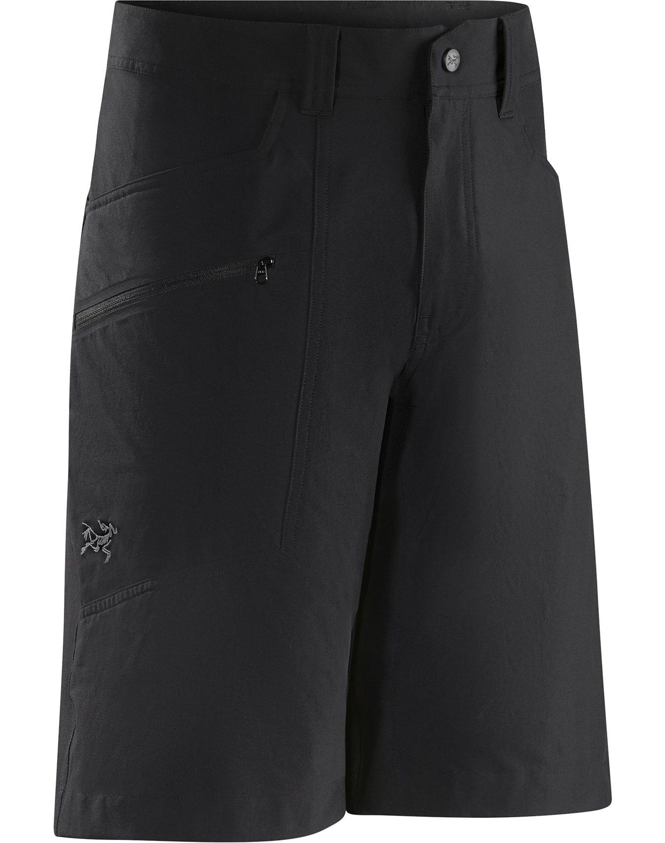 Arc'teryx Perimeter Short Men's (Black, 28)