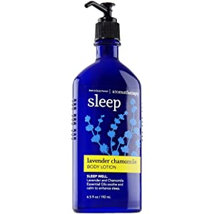 Bath & Body Works 6.5 Ounce Lotion Aromatherapy Sleep Lavender Chamomile