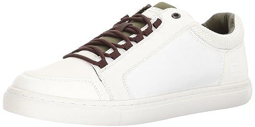 G-STAR RAW Zlov Cargo, Sneaker a Collo Alto Uomo, Bianco (White), 44 EU