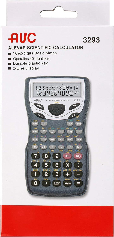 Calcolatrice AVC Scientifica 10+2 Cifre 240 Funzioni