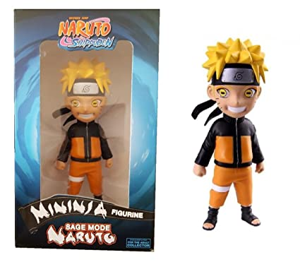 Amazon.com: SDCC 2017 Exclusivo Naruto Shippuden mininja ...
