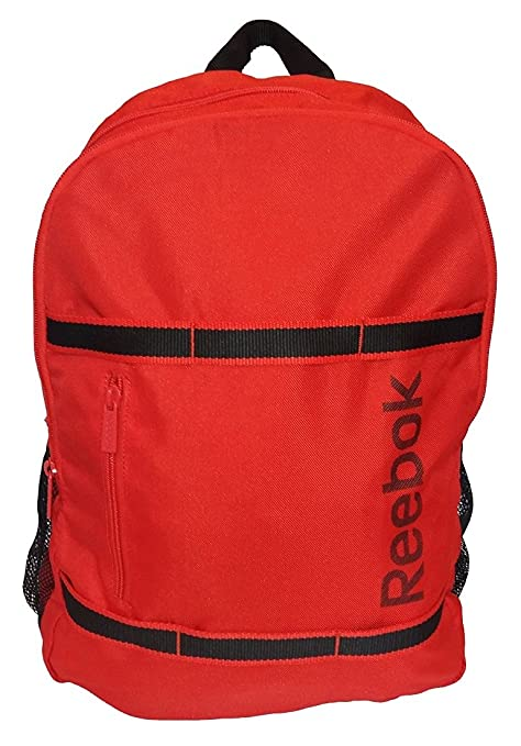Reebok Black Red Casual Backpack (BC4176)  Amazon.in  Bags