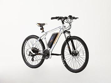 Greenway - Bicicleta de montaña eléctrica, batería de litio