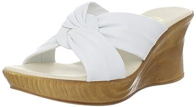 6d2e97ef2ac3 Onex Women s Puffy Wedge Sandal