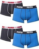 PUMA Herren Boxershorts Unterhosen 521025001 4er Pack