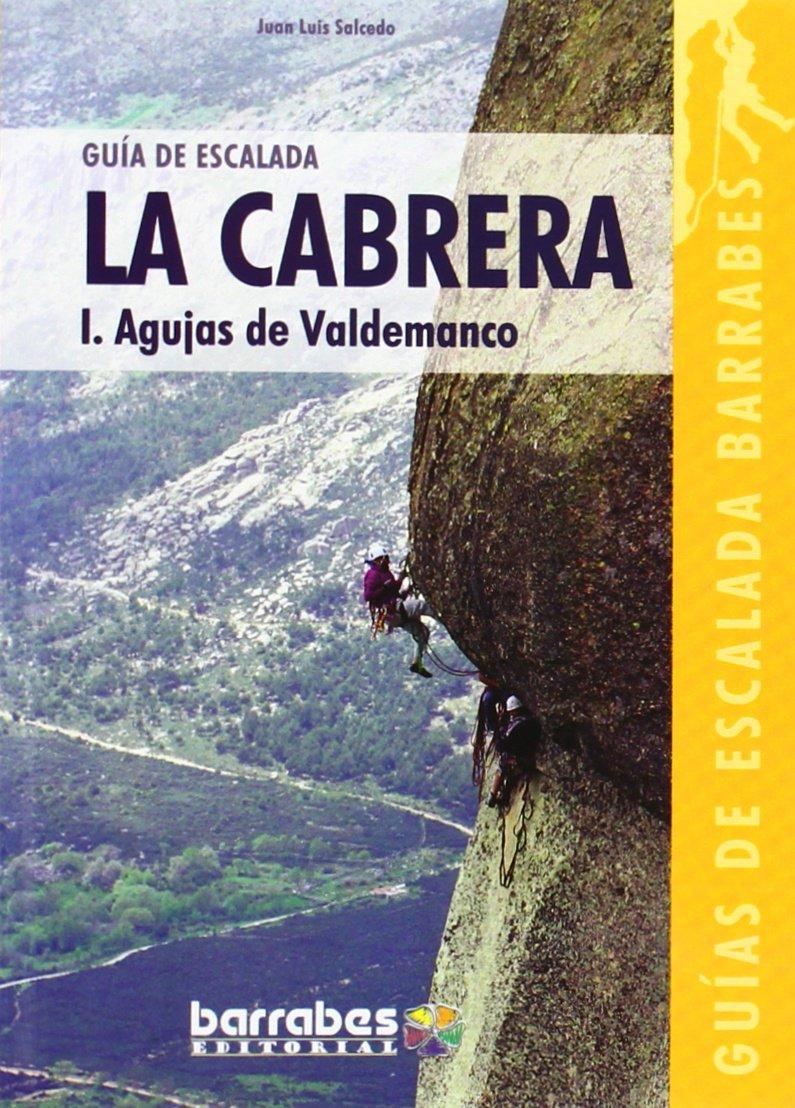 Guia de escalada de la Cabrera - agujas de valdemanco Guias ...