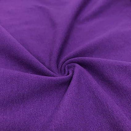 fc04195fc4d Amazon.com: Cotton Jersey Lycra Spandex Knit Stretch Fabric 58/60