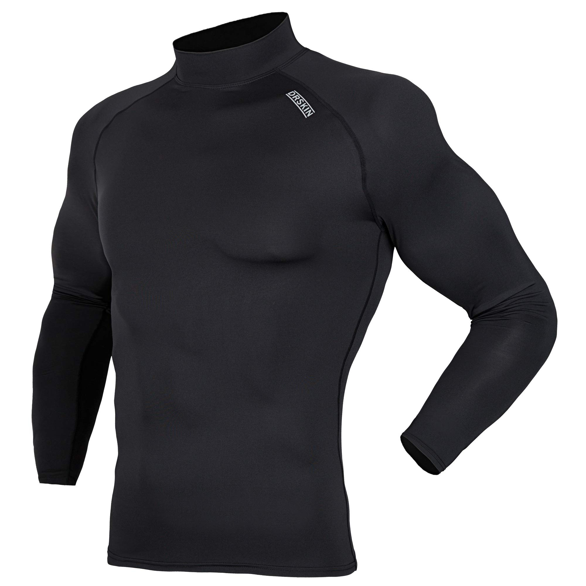 86f18bf24 DRSKIN UV Sun Protection Long Sleeve Top Shirts Skins Tee Compression Base  Layer product image