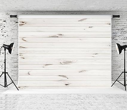 amazon com kate 7x5ft white wood backdrop horizontal wood texture