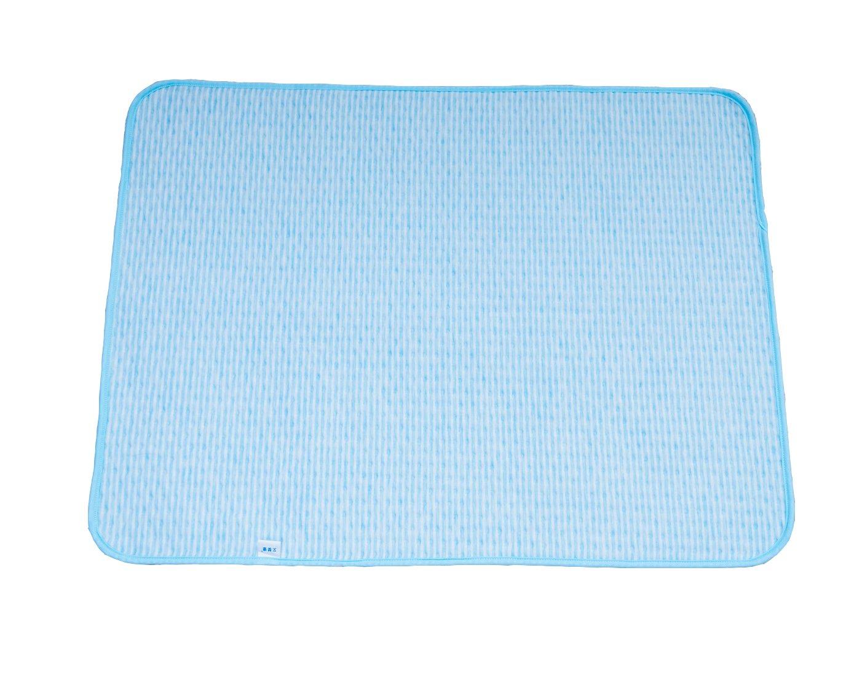 Film Women's Menstrual pad pet pad Yoga mat Child's car mats Children's Mattress (XXL, Khaki 27×35Inch) atropos